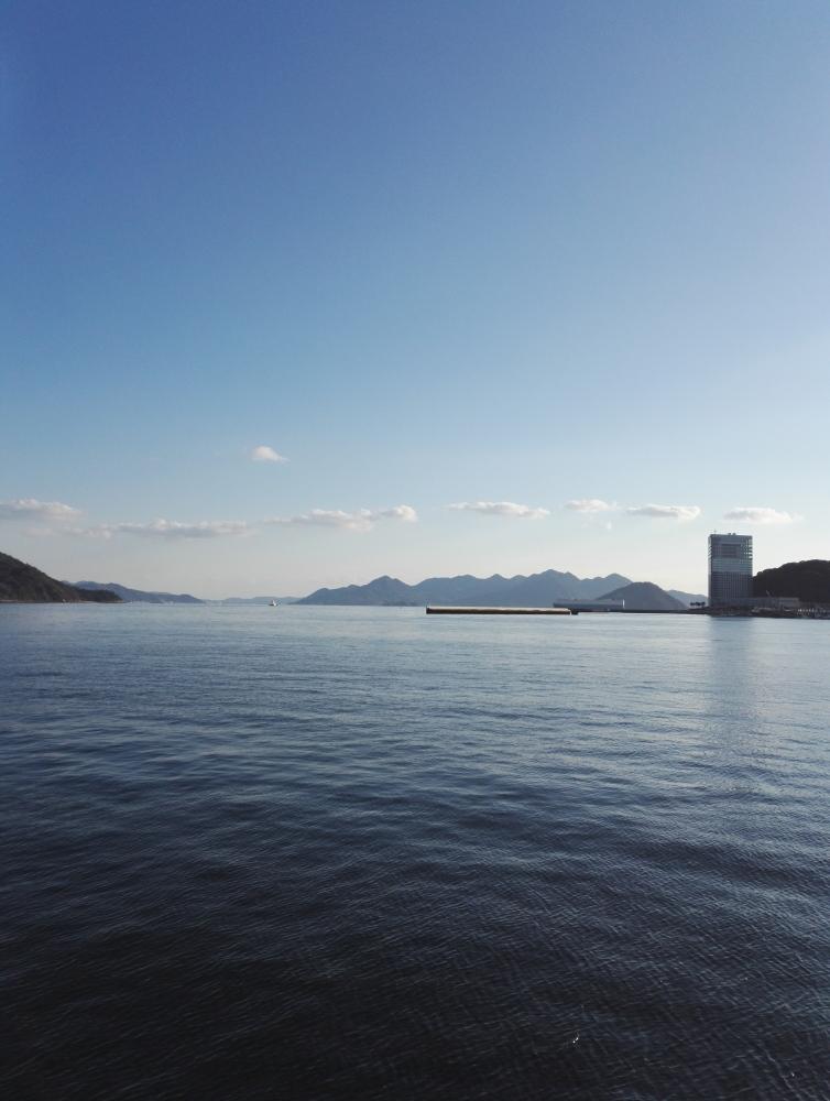 Hiroshima Japan 広島港