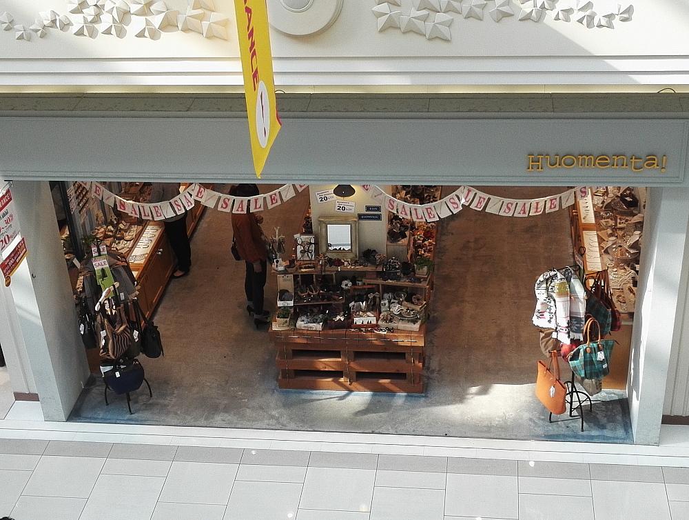 Huomenta shop Japan 倉敷 雑貨店