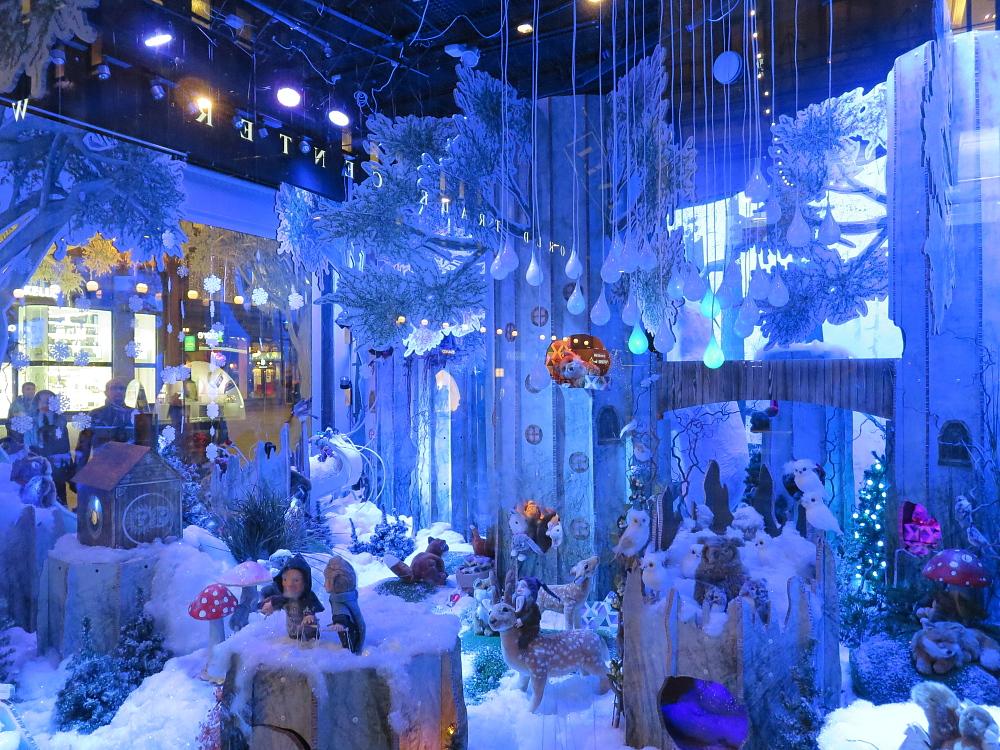 Finland Helsinki Christmas Stockmann フィンランド ヘルシンキ ストックマン クリスマスウィンドウ