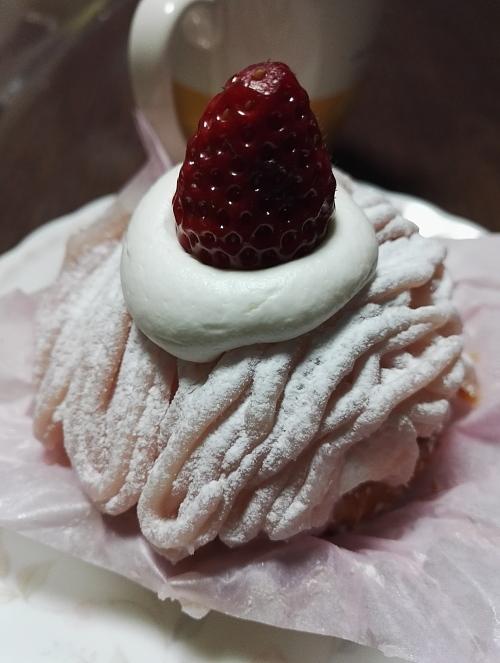 Kakku ケーキ 日本 苺モンブラン
