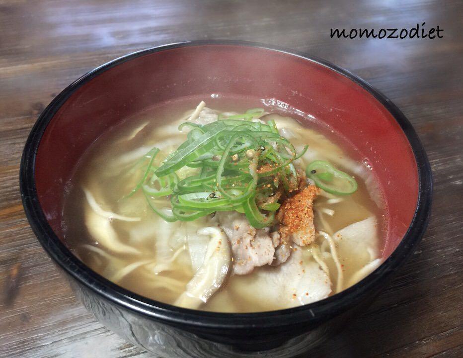 ソイドル大豆麺
