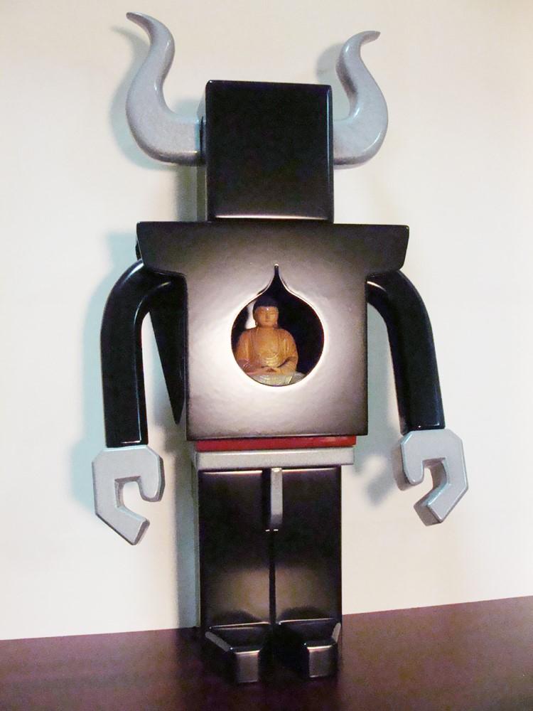 ロボット仏壇