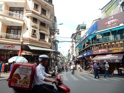 ベトナム旅行 ダナン~ハノイ 139