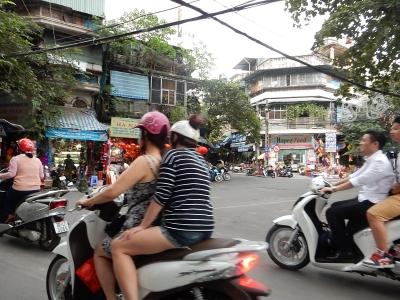 ベトナム旅行 ダナン~ハノイ 167