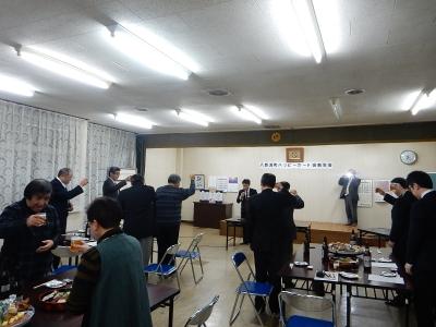 ポイントカード会新年会 010