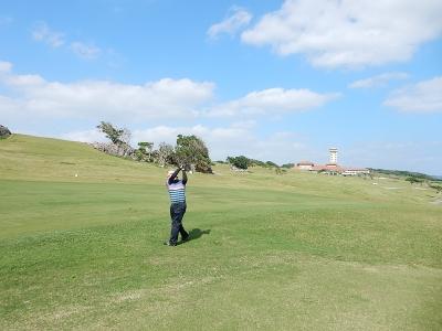 沖縄ゴルフ 023