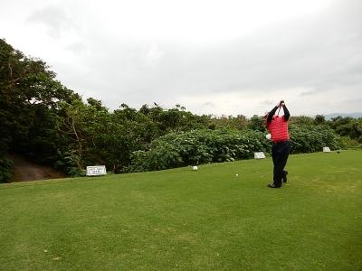 沖縄ゴルフ 109