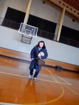 八中練習試合 011