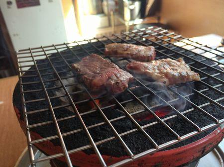 一人焼肉5