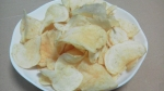 カルビー「ポテトチップス濃い味 にんにく塩バター味」