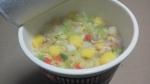 日清食品「カップヌードル シーフードクラムチャウダーヌードル ビッグ」