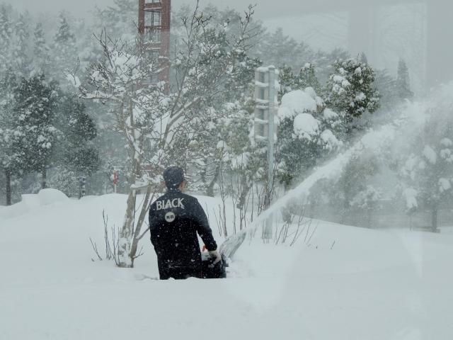 N7121除雪機