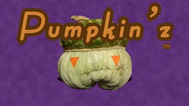 Pumpkin'z タイトルイメージ