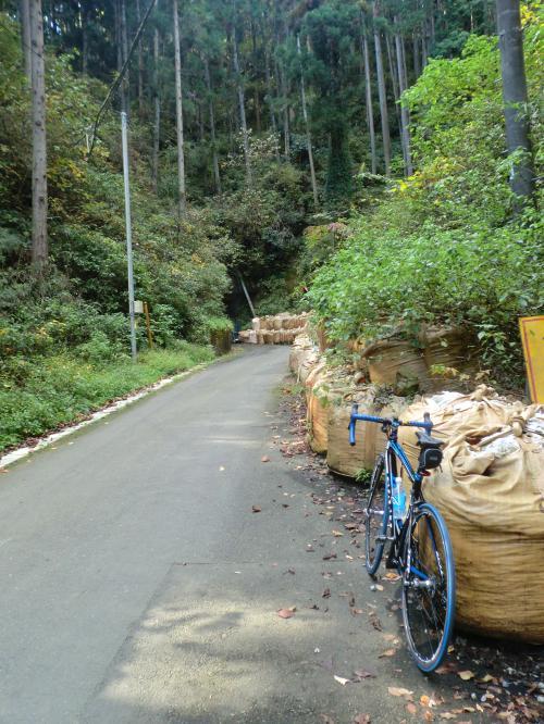 渡辺町の素掘りトンネル・3