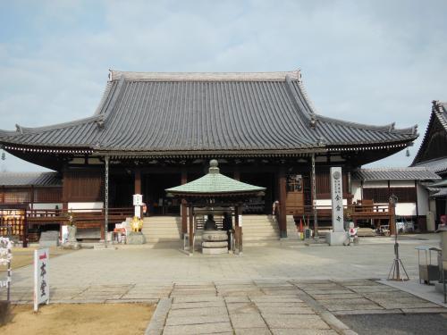 金倉寺本堂
