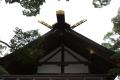 猿田彦神社本殿裏