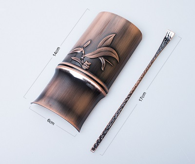 金属茶か(竹)