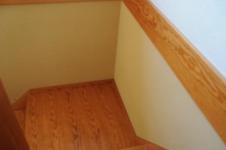 階段誤認-聚楽壁