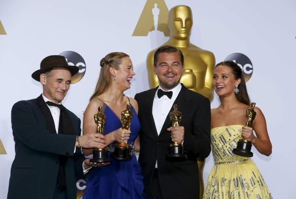 Oscarwinners 2016