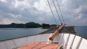 九十九島クルージング