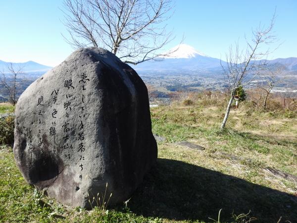 151202 151128紅葉・富士山0010