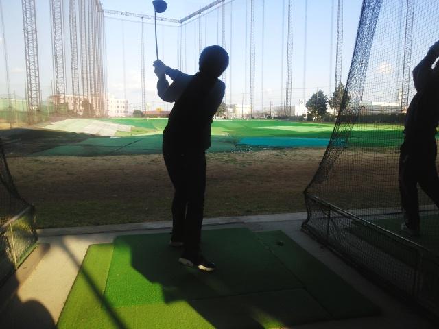 151231ゴルフ練習場