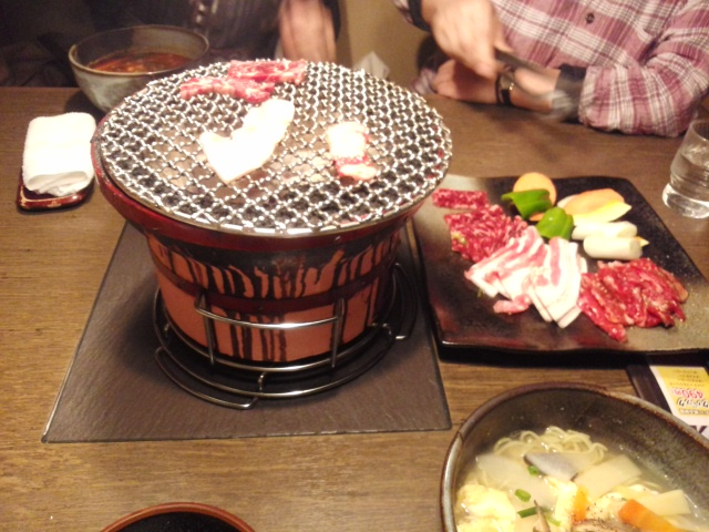 160304所沢焼き肉