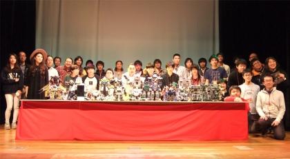 ROBOT JAPAN 11th