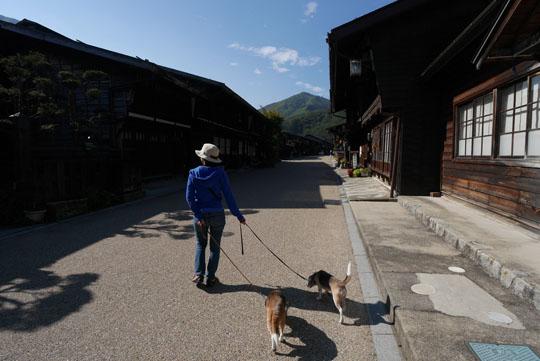 109奈良井宿