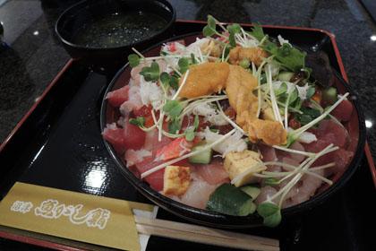 003海鮮丼