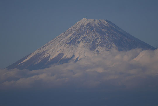 110富士山
