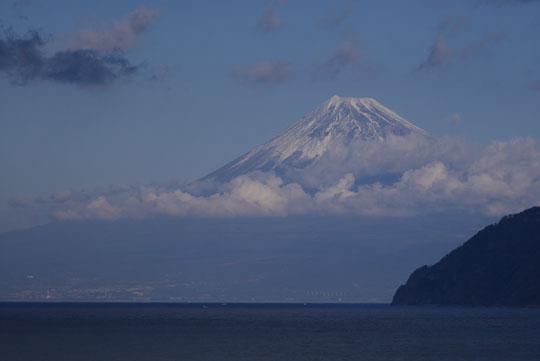 118今日の富士山