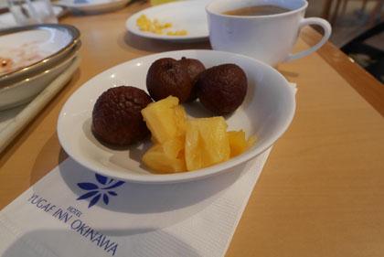 024ホテルの朝食