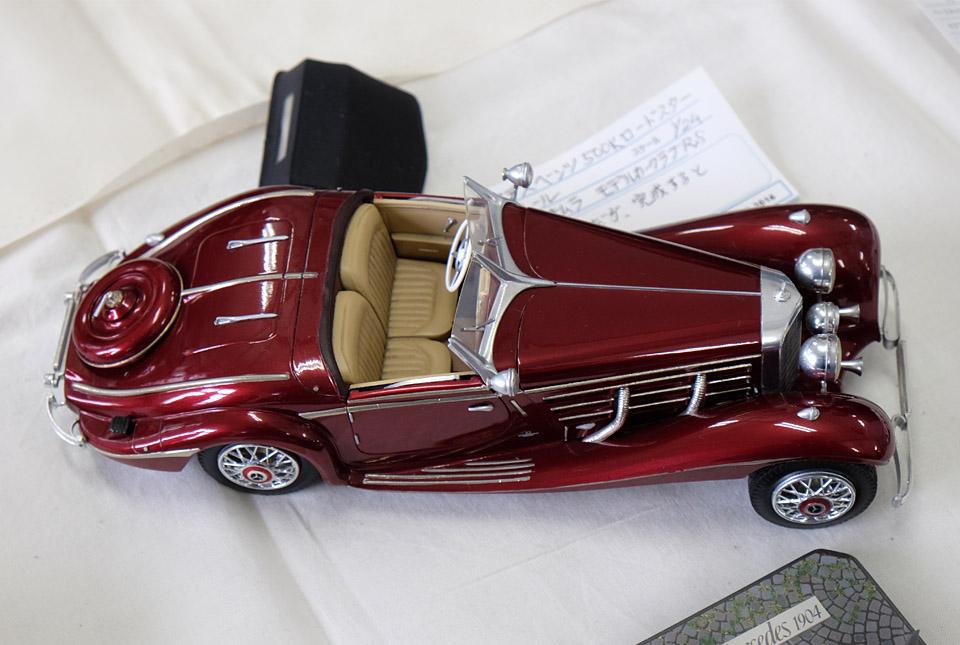 2110 メルセデス 500K ロードスター 960×645
