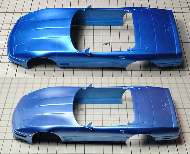2259+5310 C4青塗装比較 640×520