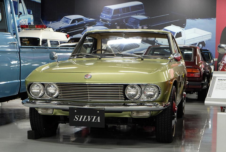 4082 日産シルビア 960×645