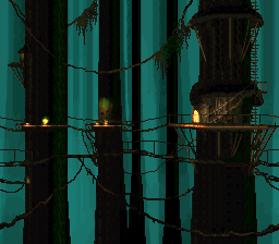 森の隠れ家