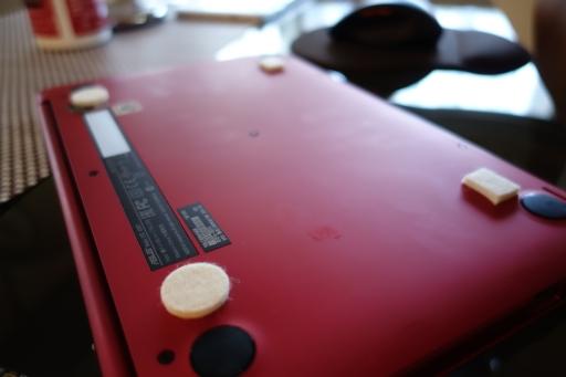 X205TA red