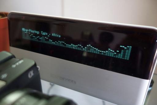 squeezebox インターネットラジオ