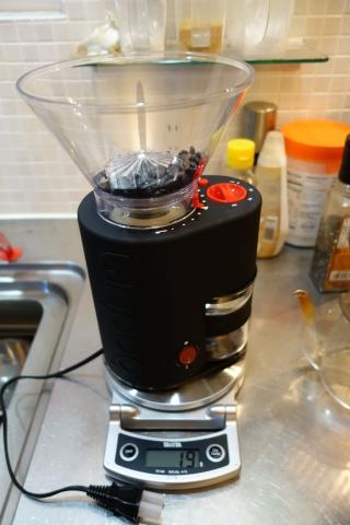 Bodum BISTRO 電気式コーヒーグラインダー 感想
