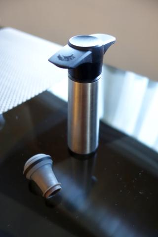 VACUVIN ワイン保存器具バキュバン 便利