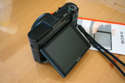 RX100 液晶保護 フィルム