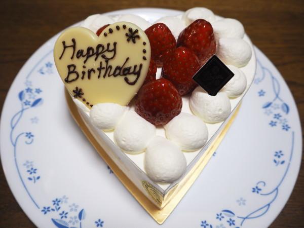 h27,12誕生日のケーキ