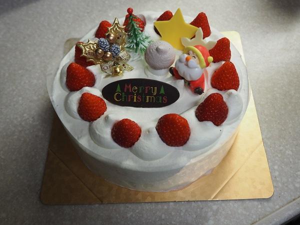 H27,12クリスマスケーキ