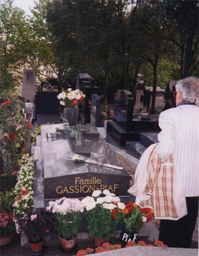 piaf 墓1