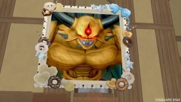 壁掛け災厄の王の絵