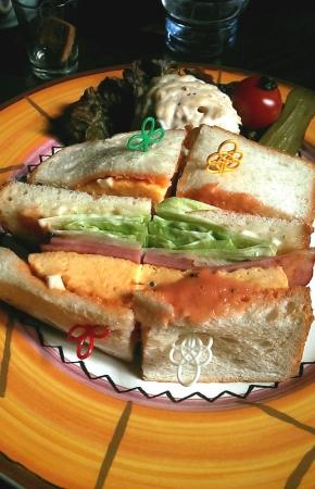 フロインドリーブのサンドイッチ