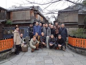 京都でクラス会2