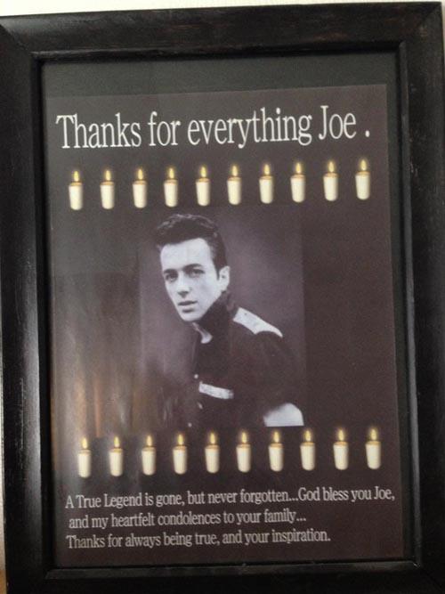 Thanks Joe