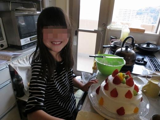 2015.12.24 ケーキ 006